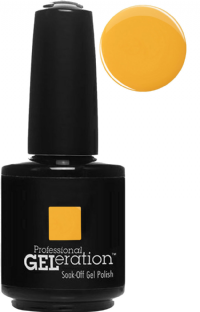 Jessica GELeration UV Gel Nail Polish - Karma 2015 - Totally Tumeric